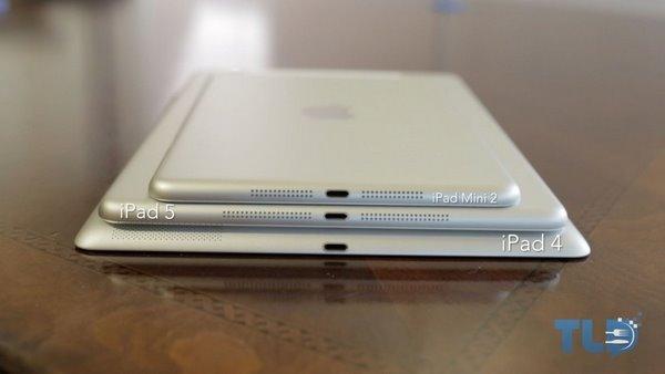 ipad5和ipad4的图片