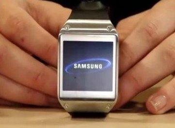 三星Galaxy Gear智能手表開箱
