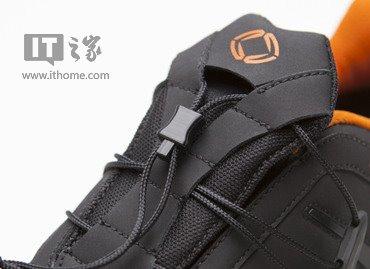 有点意思,可自动系鞋带的鞋子