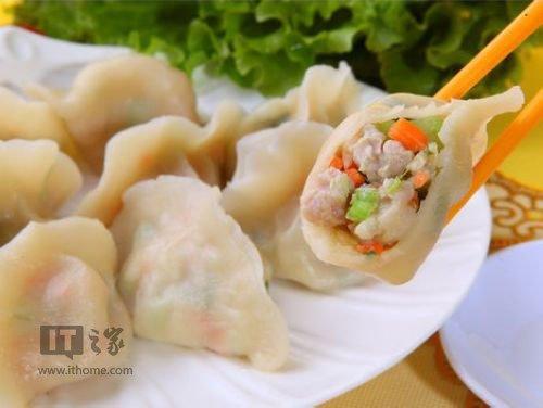 冬至为何要吃饺子?