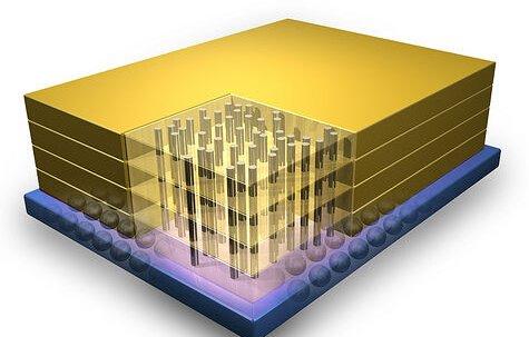 继续狂飙容量:东芝佳能开发3D闪存,容量激增