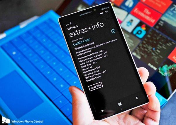 Lumia Cyan固件给Lumia 930和Windows Phone 8.1带来了什么