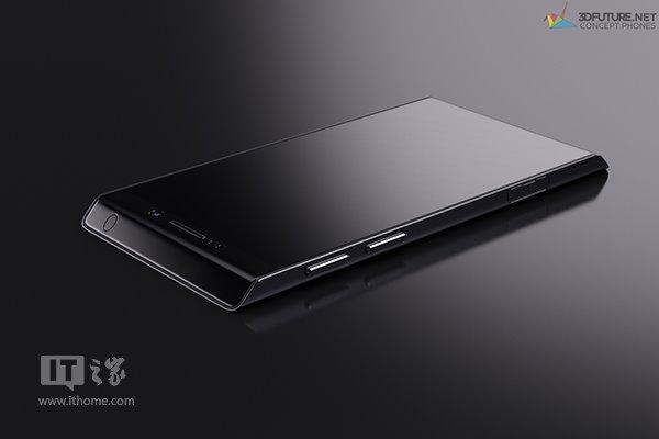 若专利成真,三星Galaxy S7 Edge将是这样