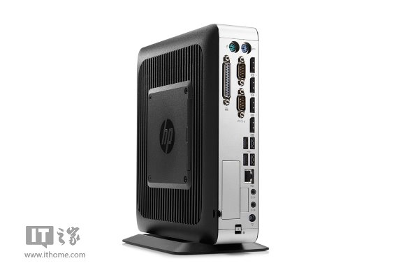 惠普发布Win10瘦客户机t730:配AMD专业独显