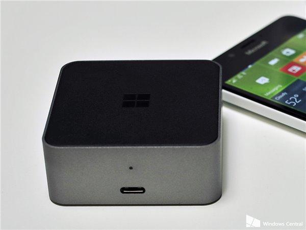 微软美国商店Lumia950/XL手机盒子正式开卖:99美元