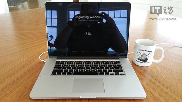 """苹果用户""""归化""""艰难:Win10更新致MacBook WiFi失联"""