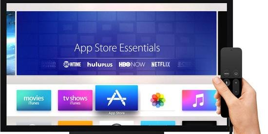 iOS应用将打标签提示是否有Apple TV版