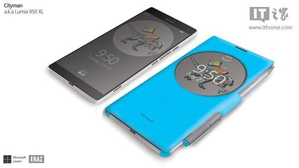 Win10旗舰Lumia950/XL将配快速充电:25分钟10%充到95%