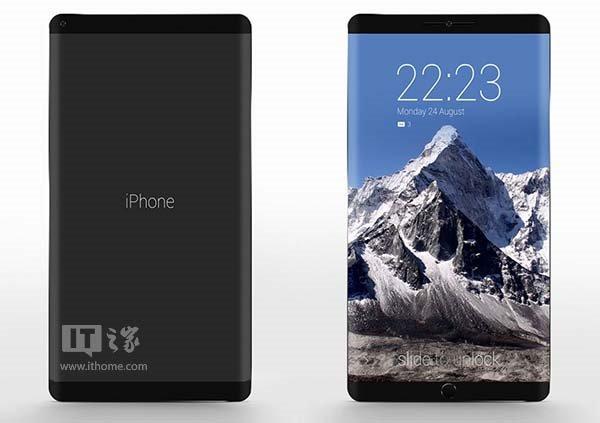 iPhone7 Plus无缘:传闻苹果明年推曲面屏iPhone Pro
