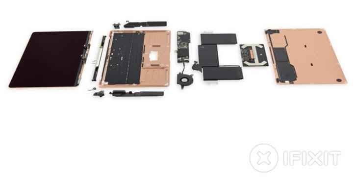 怎么认识快三走势图_苹果新款MacBook Air拆解:维修仍然不易