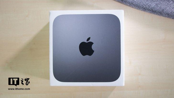 苹果Mac mini体验评测:macOS的滋味,6000+就能了解