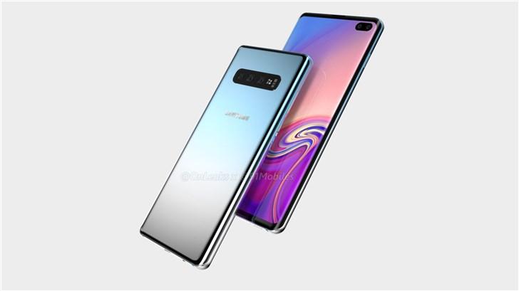 三星Galaxy S10将2018-12-17发布 3月8日开售