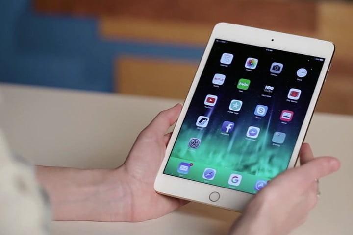 供应链消息:苹果上半年推新款ipad和ipad mini 5