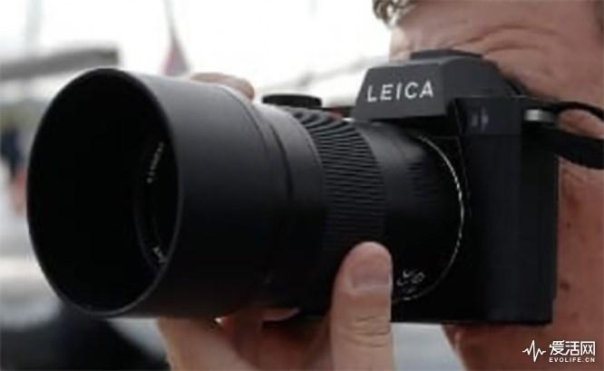 4700万像素的Leica SL2两周后发布 造型与SL相似