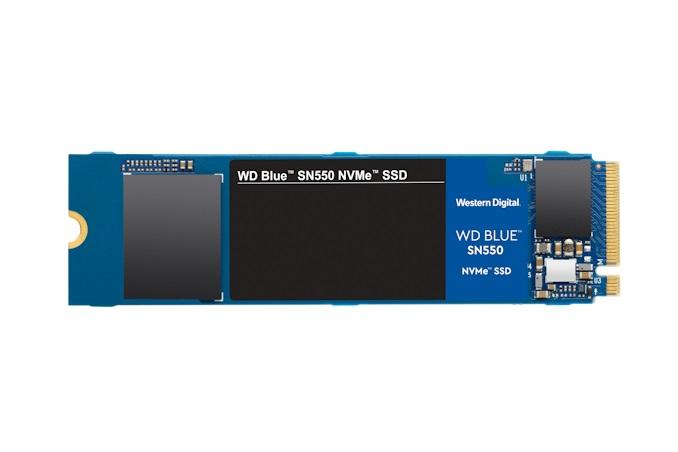 西数推出SN500升级版SSD,写入速度可达1950 MB/s