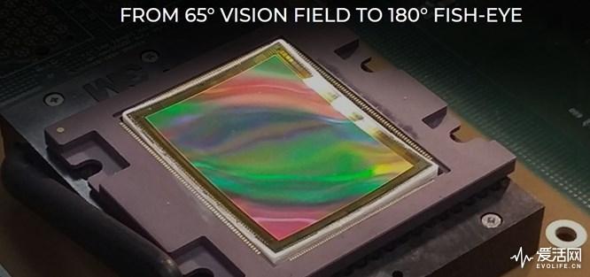 曲面传感器即将推向市场,相机以后会更加小巧