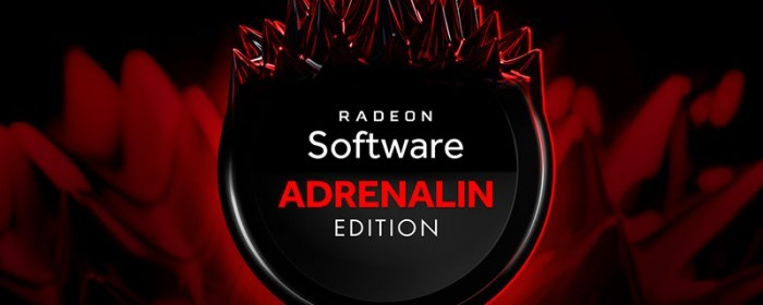 AMD Adrenaline 19.2.2 Driven Release: New Radeon VII Card Support