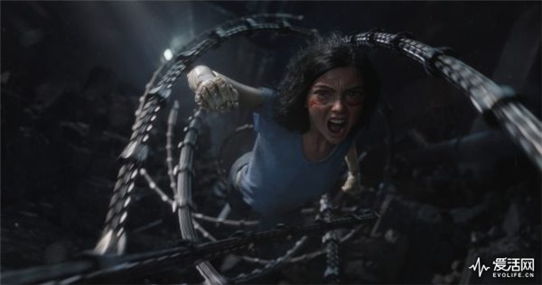 Alita: The Angel of War is about to be released: Did you get the right posture?