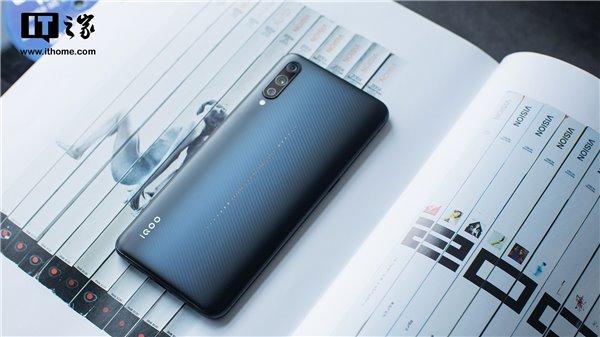 冯宇飞:iQOO手机并不强调性价比,备货可以期待