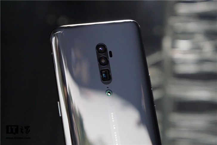 OPPO Reno, Huawei P30 series released successively: Domestic mobile phones are leading the full screen, photo trends