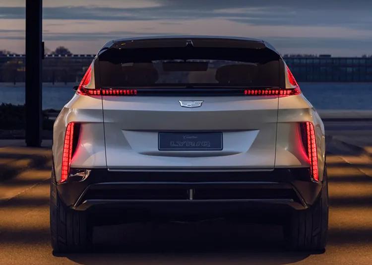 凯迪拉克智能纯电概念车 LYRIQ 上海车展全球首秀:33 英寸环幕屏,可整车 OTA 升级