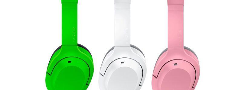 雷蛇 Opus X 头戴式耳机曝光:多彩配色,有 5 个版本