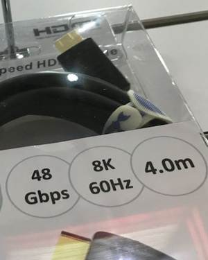 HDMI���:48Gbps的HDMI 2.1��|�砹�
