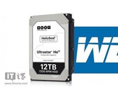 西数14TB硬盘今年推出:单碟达到1.75TB