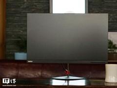 【IT资讯评测室】联想ThinkVision New X24显示器图赏:超窄边框的舒适体验