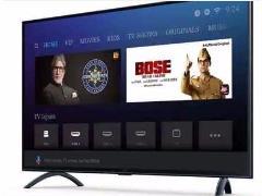 小米電視,印度造