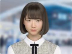 日本推3DCG美少女導航系統:還會說中文
