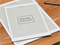 索尼電子紙 DPT-CP1 明日開賣:A5紙大小,信仰價4888元