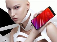 联想Z5 Pro滑盖手机亮相!屏占比达95.06%,下巴4.98mm