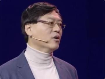 杨元庆:联想刚创业时曾给IBM做分销,还倒腾过旱冰鞋、电子表