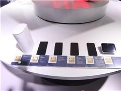 中国移动和中国OEM厂商展示搭载Qualcomm骁龙855移动平台的5G移动终端