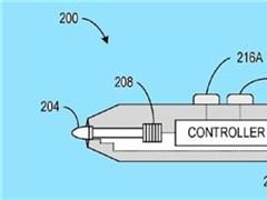 微软Surface Pen新专利公布:顶部固定夹可当滚动条