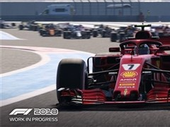 《F1 2018》首批截图公布:8月24日PC/PS4/Xbox One发售