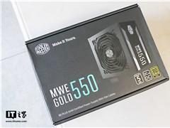 安靜又省電:酷冷至尊MWE GOLD 550電源體驗