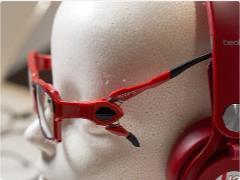 東京游戲展推新款游戲眼鏡:過濾藍光,還能錯開耳機架