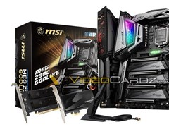 為九代酷睿處理器做準備:微星Z390系列主板曝光