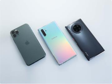 【視頻】誰才是拍照機皇?iPhone 11 Pro Max、華為Mate30 Pro、三星Note10+ 5G版大比拼