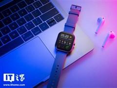 華米Amazfit GTS智能手表評測:長續航是基因,輕時尚為血脈