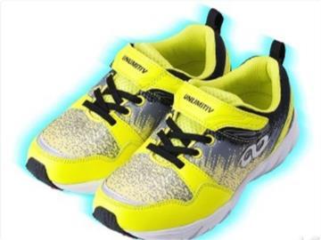 萬代不僅有高達,還有給小朋友穿的智能跑鞋