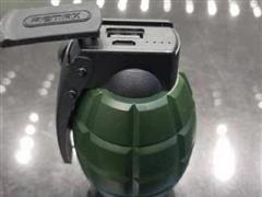 """男子機場掏出""""手雷""""嚇壞安檢員,原來是個充電寶"""