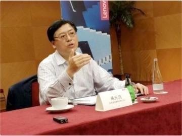 杨元庆谈联想手机业务:先要聚焦盈利市场,欧洲是下个战场