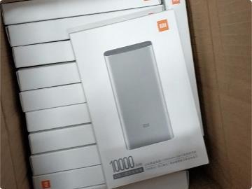小米移動電源3新款曝光:10000mAh,USB-C雙向充電