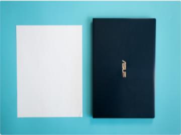 【IT之家開箱】華碩靈耀U 2代筆記本圖賞:窄邊全面屏,僅A4紙大小