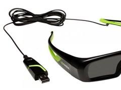 Nvidia計劃停止對3D Vision眼鏡設備的技術支持