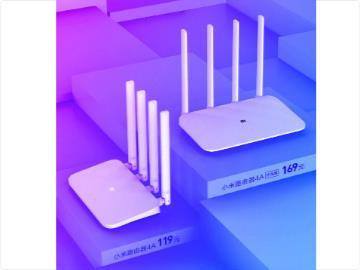 小米路由器4A/4A千兆版發布:雙頻AC1200,最多連128臺設備