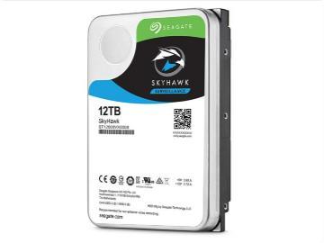 希捷上架新款酷鷹硬盤:12TB超大容量,售價3499元